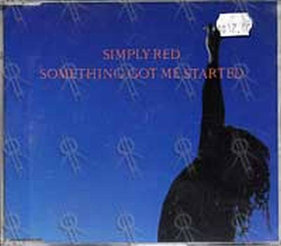 SIMPLY RED - Something Got Me Started - 1