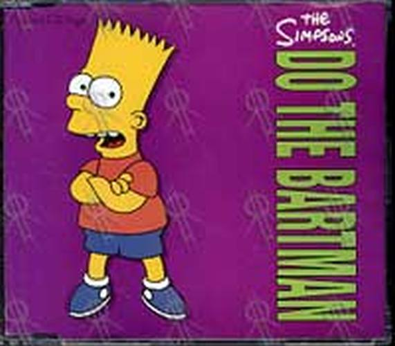 SIMPSONS-- THE - Do The Bartman - 1