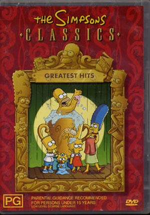 SIMPSONS-- THE - Greatest Hits - 1