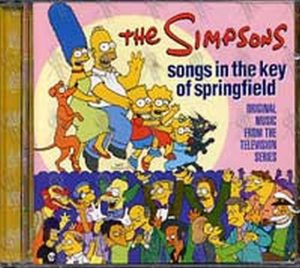 SIMPSONS-- THE - Songs In The Key Of Springfield - 1