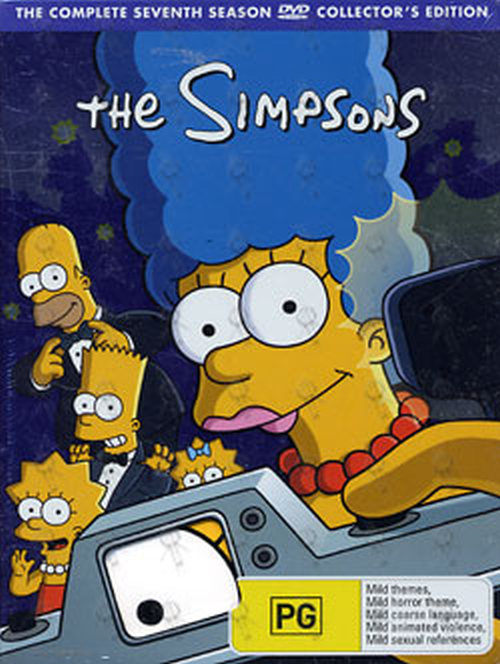 SIMPSONS-- THE - The Complete Seventh Season - 1