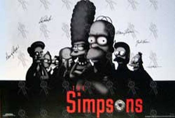 SIMPSONS-- THE - 'The Simpsons' Promo Poster - 1
