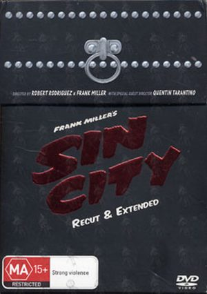 SIN CITY - Recut And Extended - 1