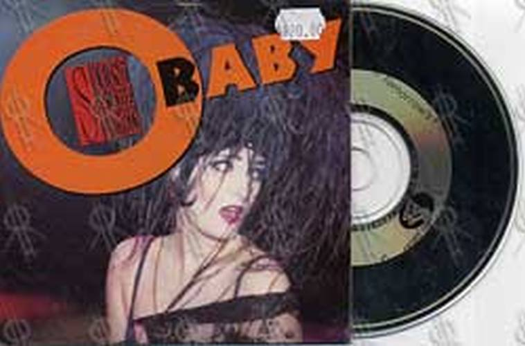 SIOUXSIE & THE BANSHEES - O Baby - 1