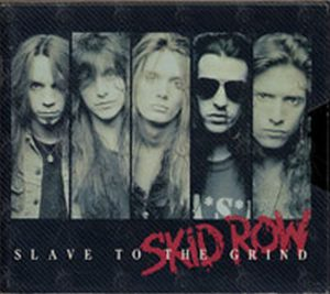 SKID ROW - Slave To The Grind - 1