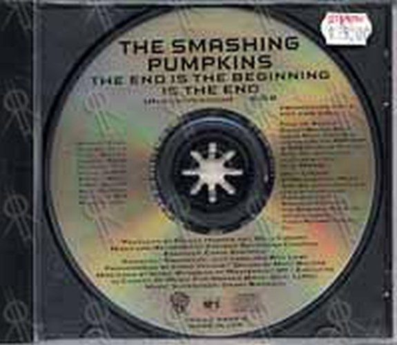 SMASHING PUMPKINS-- THE - The End Is The Beginning Is The End - 1