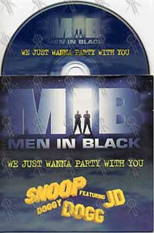 SNOOP DOGGY DOGG featuring JD - We Just Wanna Party With You - 1