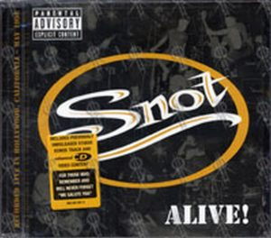 SNOT - Alive! - 1