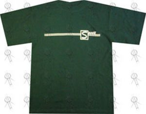 SNUFF - Bottle Green '102 MPH Spares' T-Shirt - 1