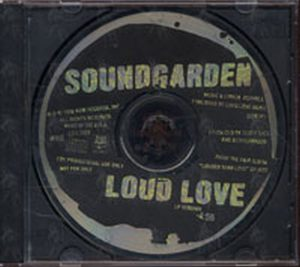 SOUNDGARDEN - Loud Love (lp version) - 1