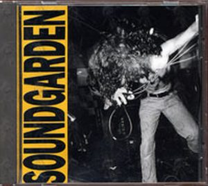 SOUNDGARDEN - Louder Than Love - 1