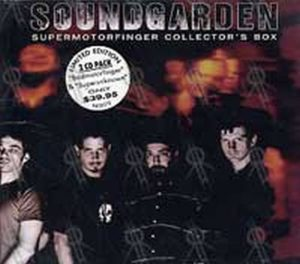 SOUNDGARDEN - Supermotorfinger Collector's Box - 1