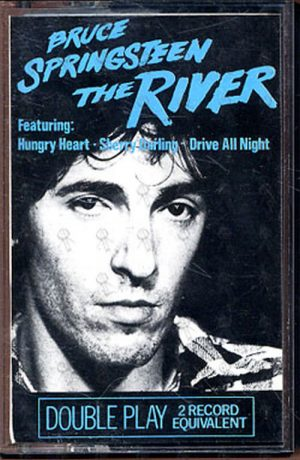 SPRINGSTEEN-- BRUCE - The River - 1