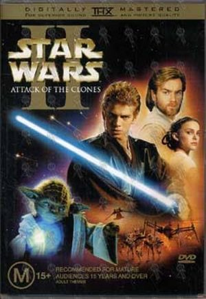 STAR WARS - Attack Of The Clones - 1