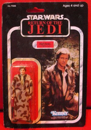 STAR WARS - 'Han Solo' 'Return Of The Jedi' Series Action Figure - 1