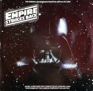 STAR WARS - The Empire Strikes Back (The Original Soundtrack From The Motion Picture) - 1