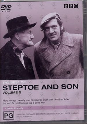 STEPTOE AND SON - The Best Of Steptoe And Son - Volume Two - 1
