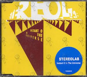 STEREOLAB - Instant 0 In The Universe - 1