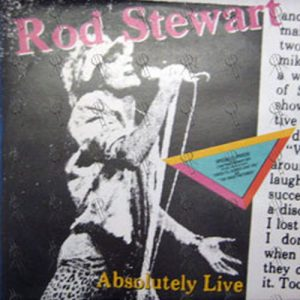STEWART-- ROD - Absolutely Live - 1
