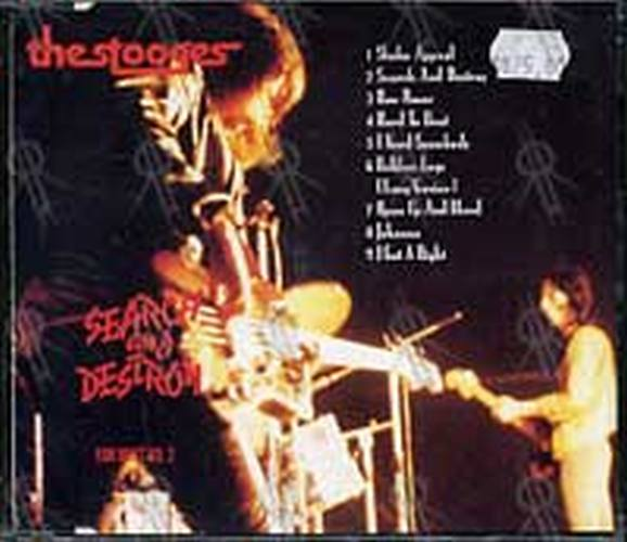 STOOGES-- THE - Search And Destroy - 1