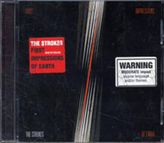 STROKES-- THE - First Impressions Of Earth - 1