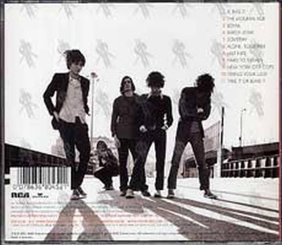 STROKES-- THE - Is This It - 2