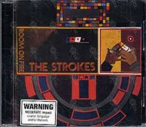 STROKES-- THE - Room On Fire - 1