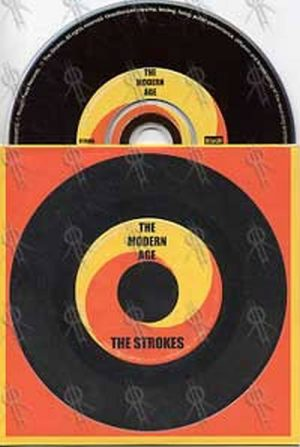 STROKES-- THE - The Modern Age - 1