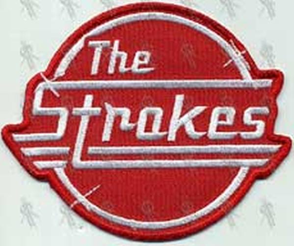 STROKES-- THE - 'The Strokes' Embroidered Patch - 1
