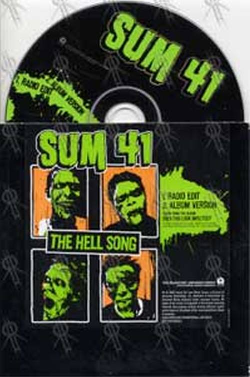 SUM 41 - The Hell Song - 1