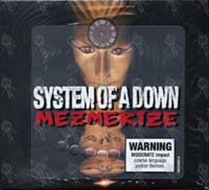 SYSTEM OF A DOWN - Mezmerize - 1