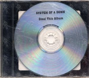 SYSTEM OF A DOWN - Steal This Album - 1