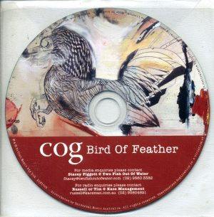 Cog Bird Of Feather Promo CD