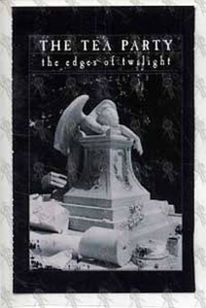 TEA PARTY-- THE - 'The Edges Of Twilight' Tour Laminated Backstage Pass - 1