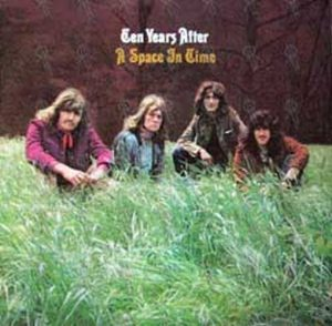 TEN YEARS AFTER - A Space In Time - 1