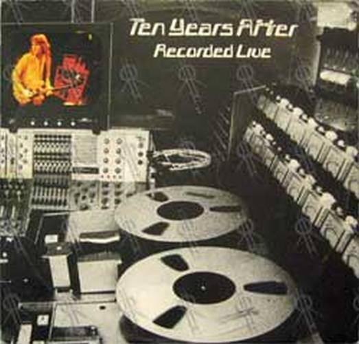 TEN YEARS AFTER - Recorded Live - 1