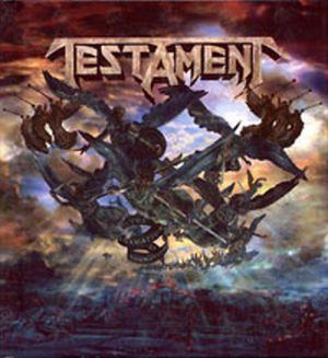 TESTAMENT - The Formation Of Damnation - 1
