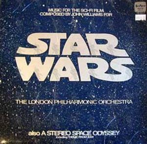 THE LONDON PHILHARMONIC ORCHESTRA|STAR WARS - Star Wars / A Stereo Space Odyssey - 1