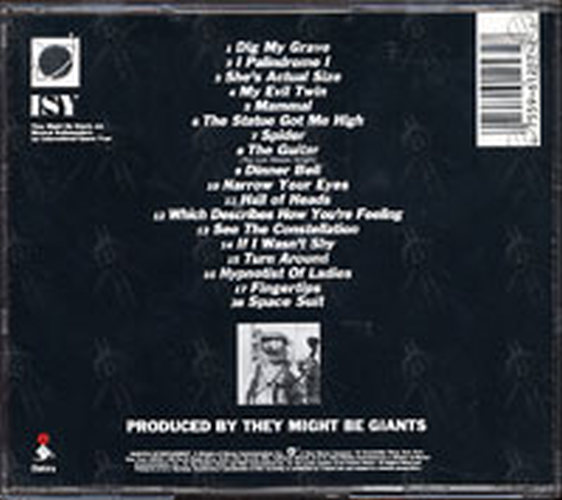 THEY MIGHT BE GIANTS - Apollo 18 - 2