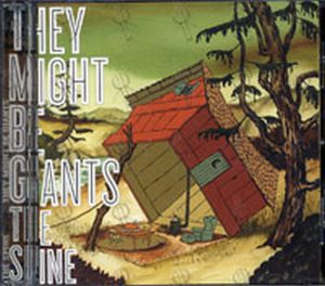 THEY MIGHT BE GIANTS - The Spine - 1