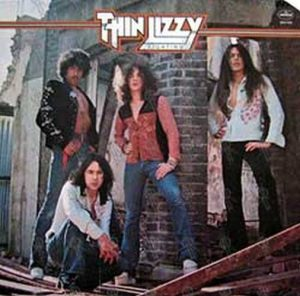 THIN LIZZY - Fighting - 1