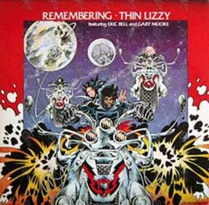 THIN LIZZY - Remembering (Featuring Eric Bell And Gary Moore) - 1