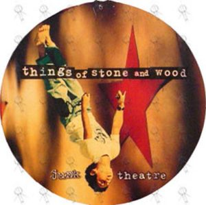 THINGS OF STONE AND WOOD - 'Junk Theater' Album Promo Flat - 1