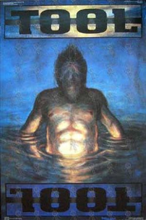 TOOL - 'Man In Water' Poster - 1