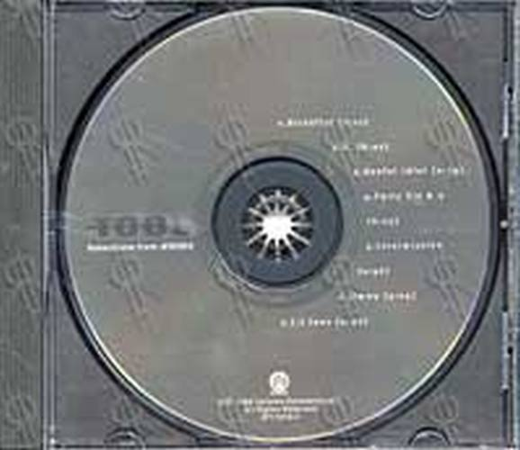 TOOL - Selections From Aenima - 1
