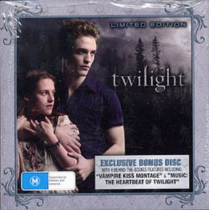 TWILIGHT - Exclusive Bonus Disc - 1