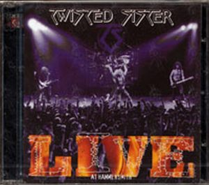 TWISTED SISTER - Live At Hammersmith - 1