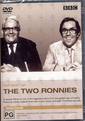 TWO RONNIES-- THE - The Best Of The Two Ronnies - 1