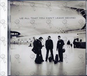 U2 - All That You Can't Leave Behind - 1