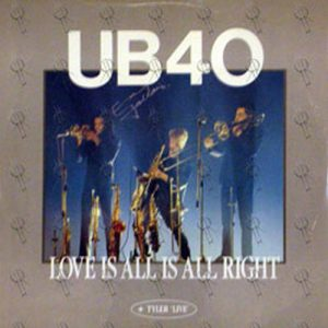 UB40 - Love Is All Is All Right - 1